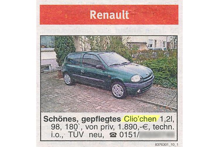 Clio'chen
